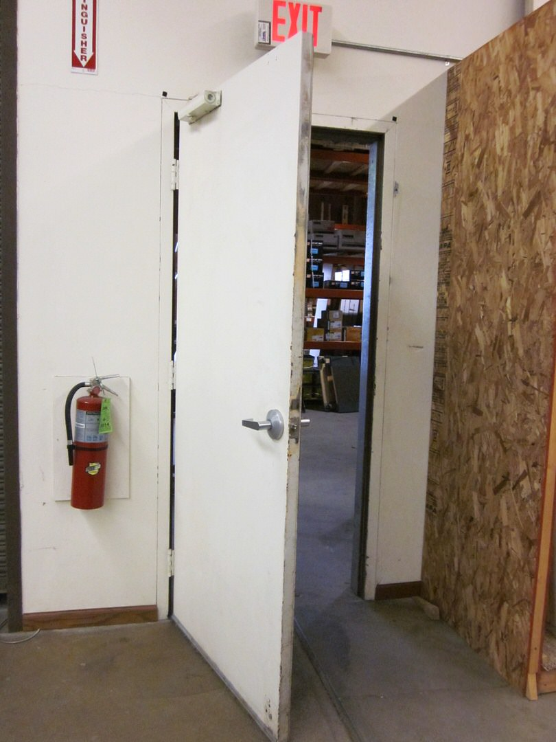 hollow sold of and roanoke house metal serviced doors installed by va