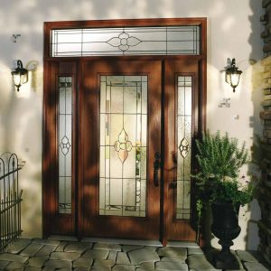 Selecting an Exterior Door