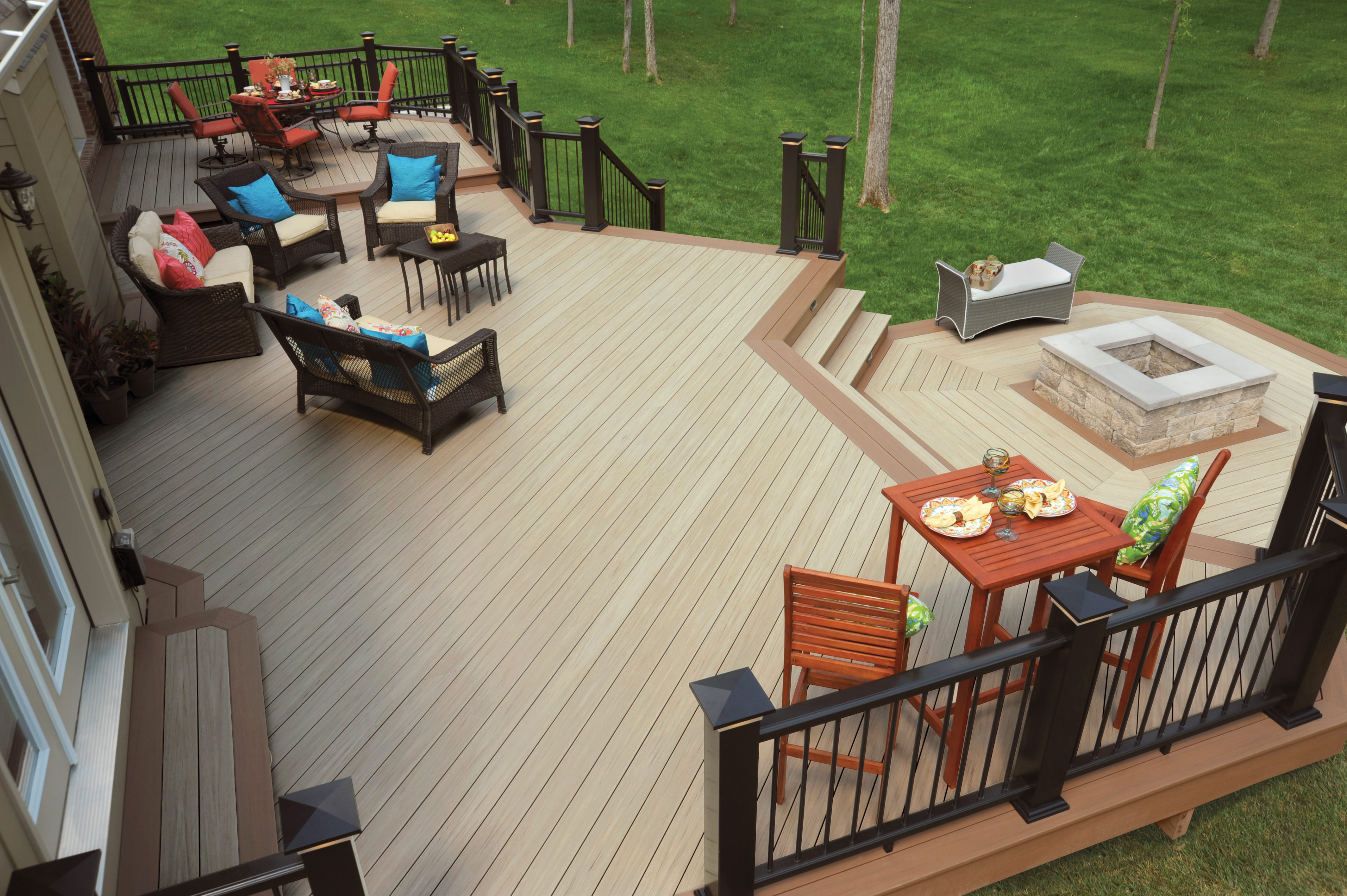 Azek Composite Decking | Madison, WI and Janesville, WI