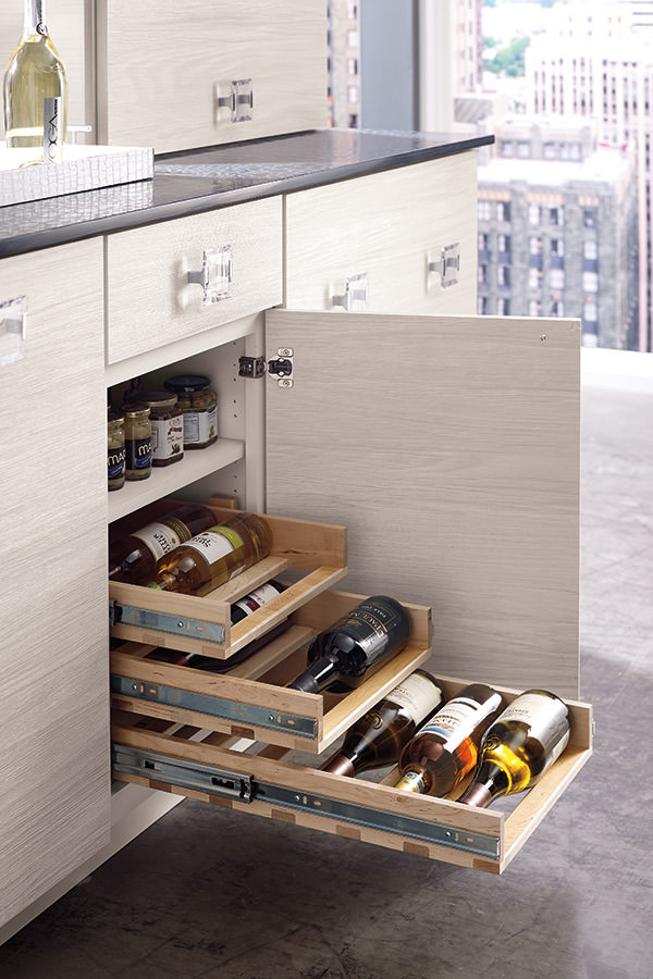 Awesome Accessories: Sorting Through Cabinet Storage Options