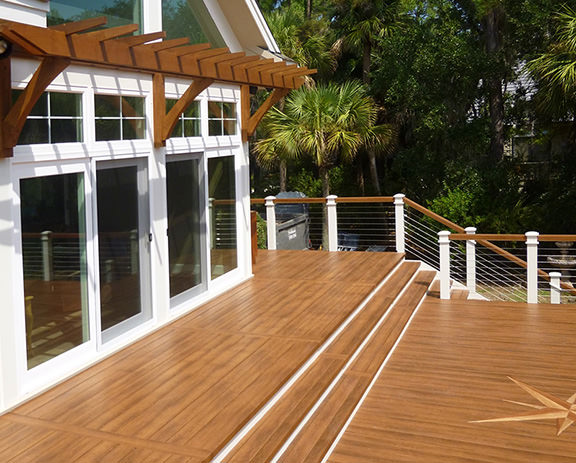 Zuri Decking and Railing